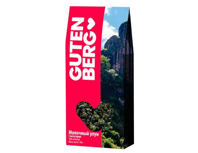 Зеленый чай Молочный улун 100г