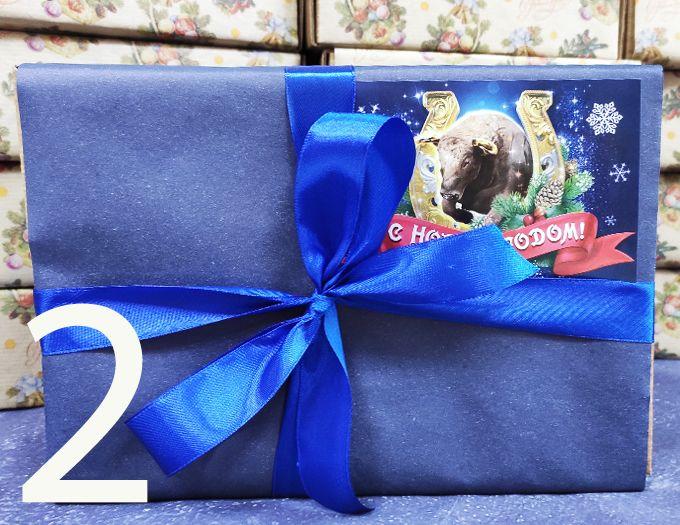 """Подарок на Новый год """"Оптимальный"""""""