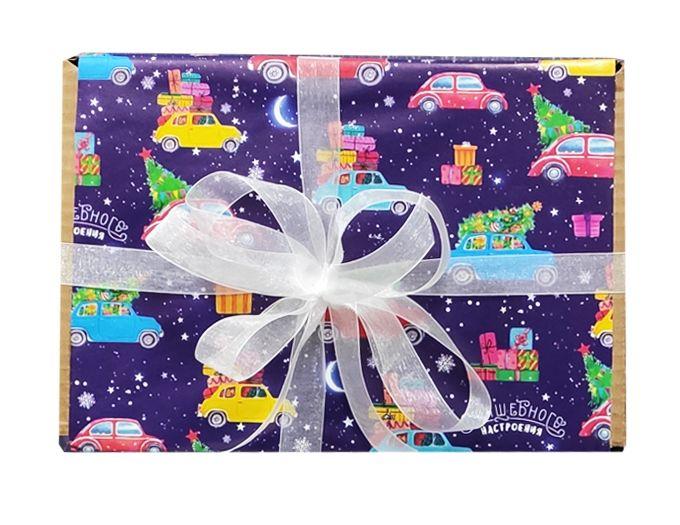 """Полезный подарок """"Новогодняя доставка"""""""