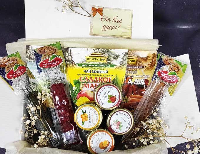 """Подарок ко Дню Рождения """"Тропический вкус"""""""